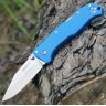Нож COLD STEEL Pro Lite Clip Point Blue CS_20NSCLU