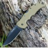 Нож COLD STEEL Recon 1 Clip Green CS_27TLCVG