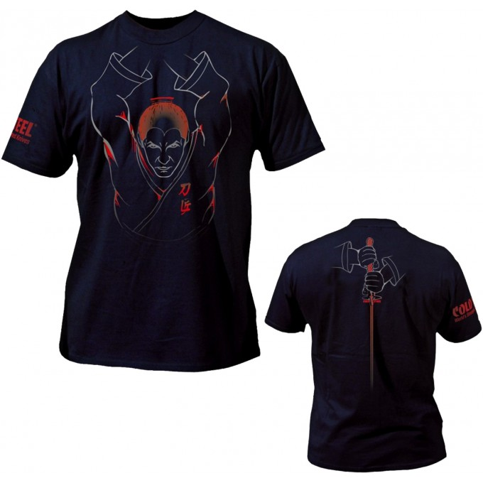 Футболка COLD STEEL Samurai Tee CS_TH1