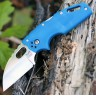 Нож COLD STEEL Tuff Lite Blue CS_20LTB
