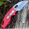 Нож COLD STEEL Tuff Lite Red CS_20LTR