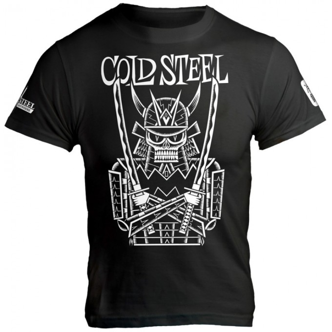 Футболка COLD STEEL UNDEAD SAMURAI TEE (L) CS_TL3